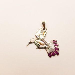Jewelry - Hummingbird Necklace Pendant